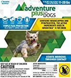 Promika Adventure Plus for Dogs 4pk 11-20lb