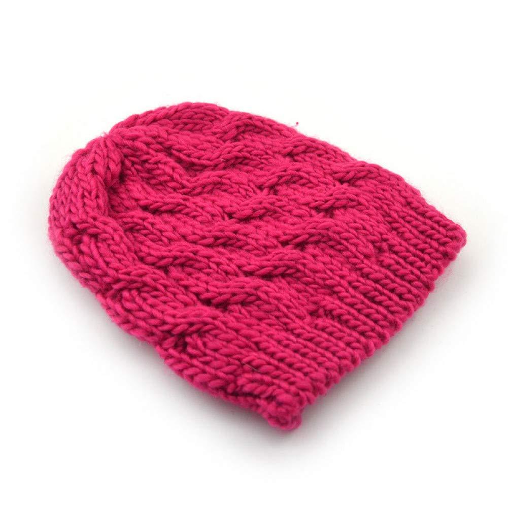 CGXBZA Chapeau De Bonnet dhiver De Style Cor/éen pour Femme