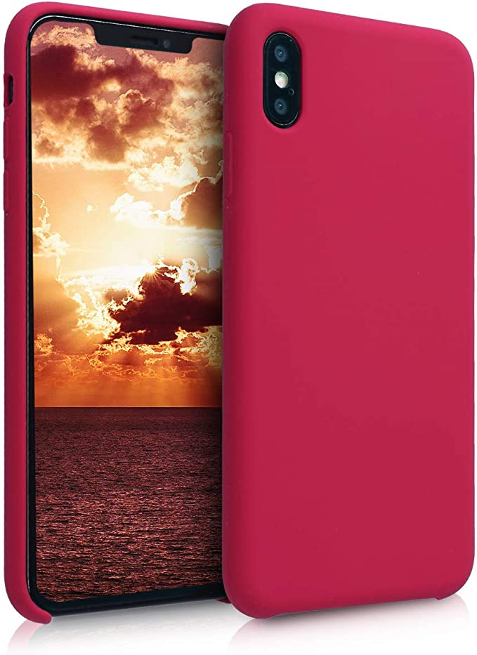 Kwmobile Hülle Kompatibel Mit Apple Iphone Xs Max Elektronik