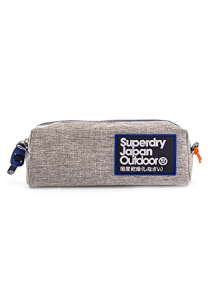 Marl Case Superdry Grey Trinity Light Mäppchen Pencil wPYqYTa0
