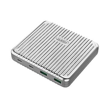 Zendure SuperPort 4 (2 USB-C y 2 USB-A) Cargador con 100W ...