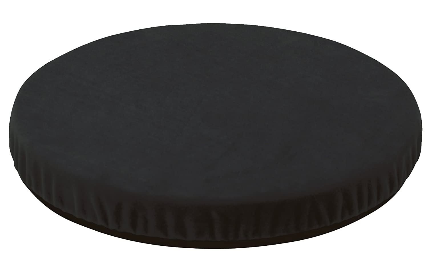 for Vehicle Home and Office Simply SSC001 Black Universal 360 Degree Rotating Car Chair Foam Swivel Seat Cushion Easy Access Mobility Aid Reduces Strain on Back Hip and Knees Prevent Sliding