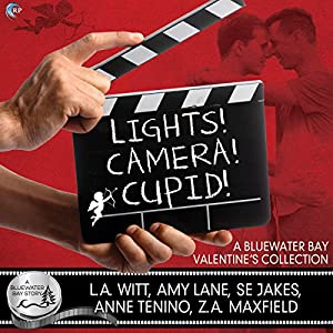 Lights, Camera, Cupid! Audiobook