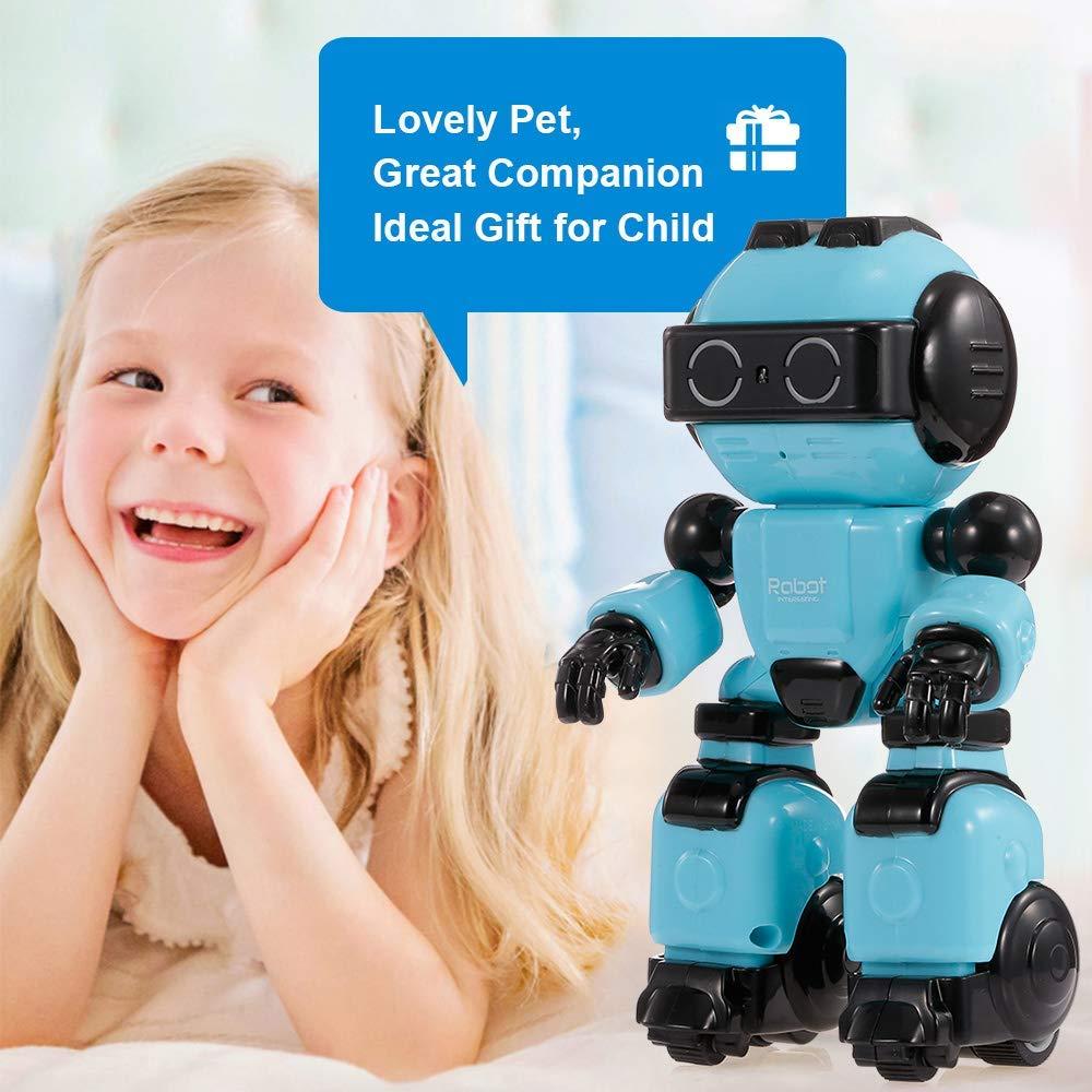 XuBa スマートRCロボット インテリジェント 早期教育 RCおもちゃ 音楽ダンス 幼稚園児用 B07Q4TD3TR