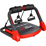 TOGEDI Core Trainers Ab Crunch Home Abdominal Cardio Machine Body Fitness Pectoral Muscle Biceps Building Workout…