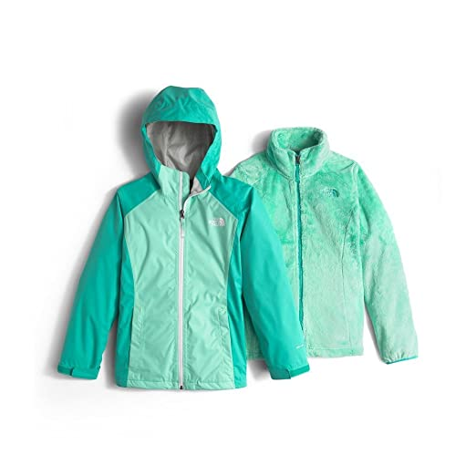 Amazon.com  The North Face Girls  Osolita Triclimate Jacket  Sports ... d4e282d35