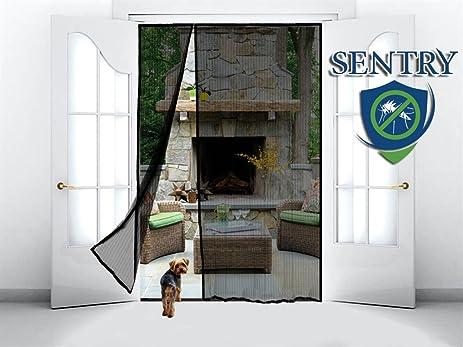 Amazon magnetic screen door for french door sliding patio magnetic screen door for french door sliding patio door double door covers the planetlyrics Image collections