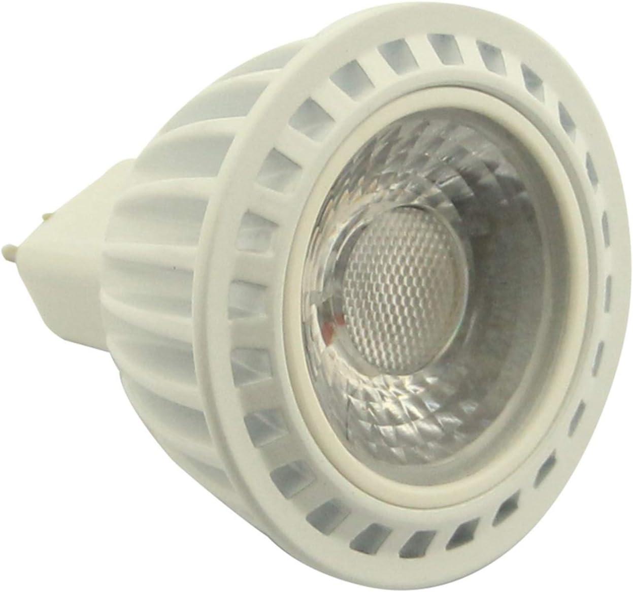 5W 24V Energy Star 50W Equivalent Welsun MR16 GU5.3 LED Light Bulb 24V Color : Cool White 6-Pack 450lm