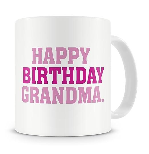 feliz cumpleaños de la abuela