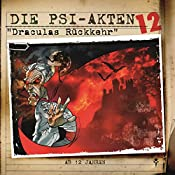 Draculas Rückkehr (Die PSI-Akten 12) | Simeon Hrissomallis