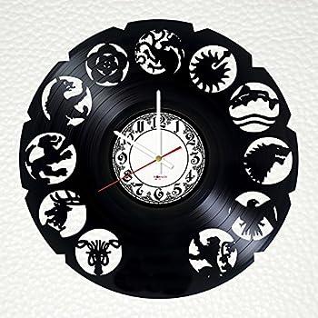 Amazon Com Final Fantasy Handmade Vinyl Record Wall Clock