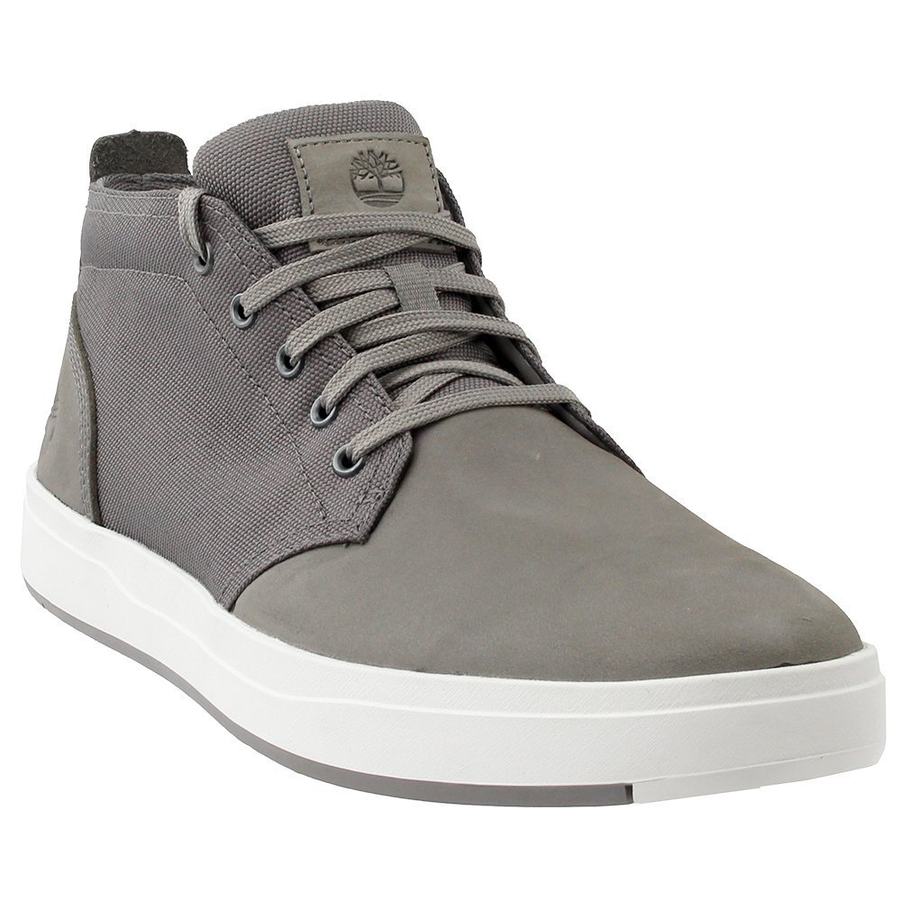 Timberland Men's, Davis Square Chukka Boots Gray 11.5 M