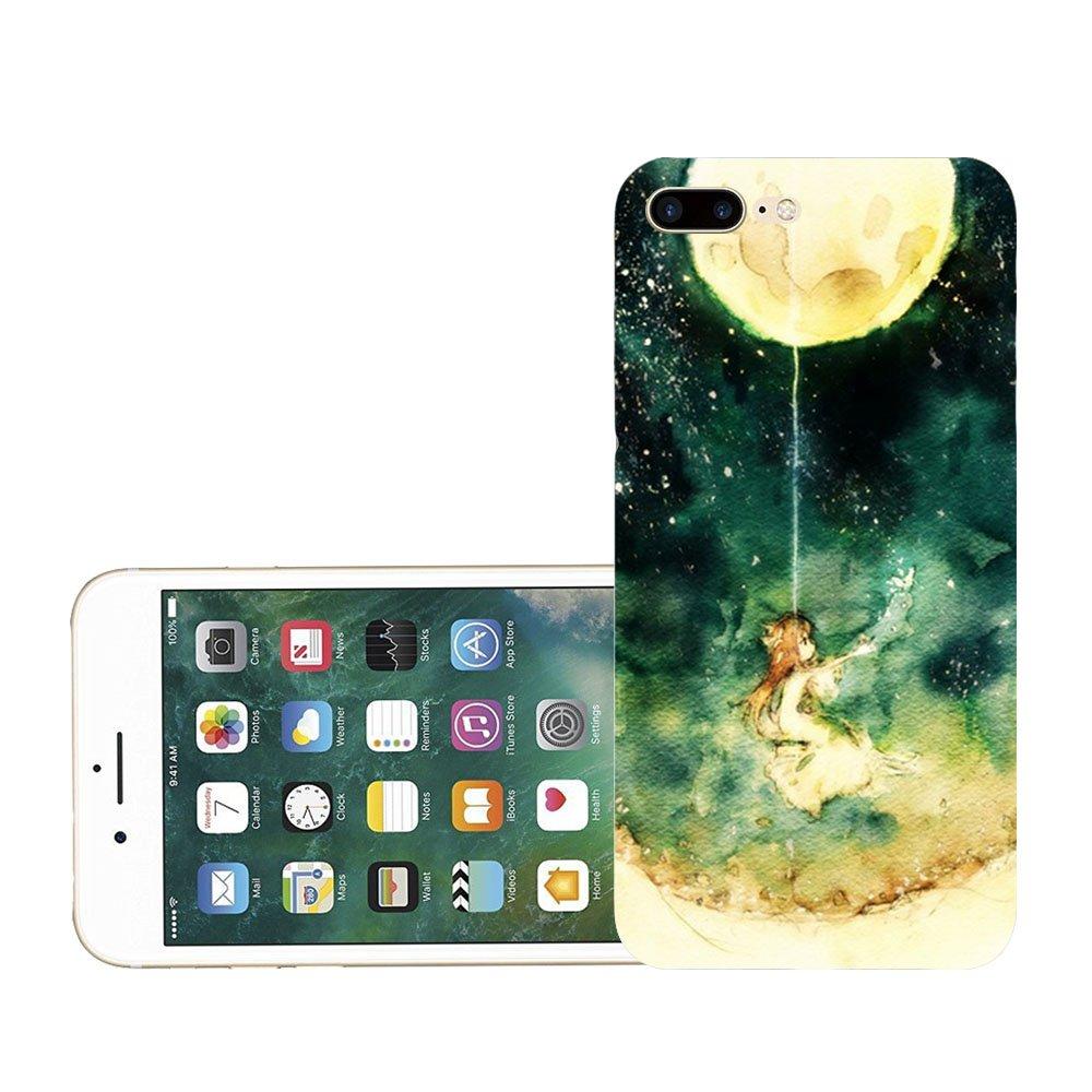Bracciali CALER Cover Trasparente Morbida TPU Custodia iPhone 7 ...