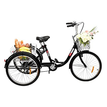 Bonnlo Adult 26 in Cruiser Bike