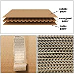 Kaderron Small Shipping Boxes 8″ x 6″ x 2″ Recyclable Corrugated Box Mailers 30 Pack Cardboard Box Perfect for Small Business (8 x 6 x 2 Inch, Kraft)