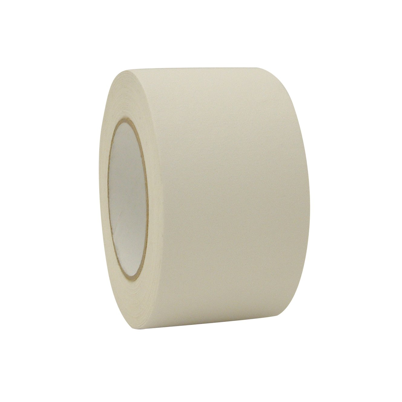 J.V. Converting GAFF30YD/WI330 JVCC GAFF30YD Premium Grade 30 Yard Gaffers Tape: 3'' x 30 yd., White