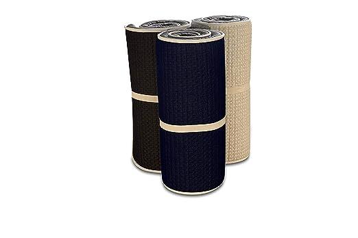 Evergreenweb - Colchóneta – Esterilla ergonómico de espuma - Soporte ergonómico - sin sustancias nocivas y aislante - Ideal como colchón de piso - ...