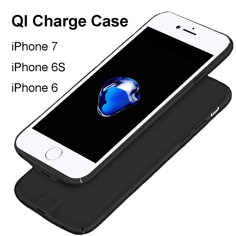 Qi Ricarica Wireless Cover Hoidokly Cover Caricatore Wireless 4,7 ...
