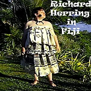 Richard Herring in Fiji Radio/TV Program