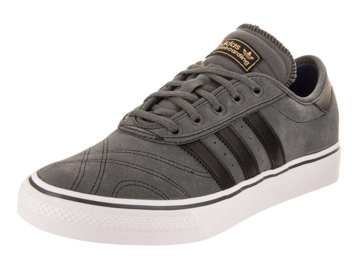separation shoes df173 e02ac Galleon - Adidas Skateboarding Mens Adi-Ease Premiere Grey FiveCore  BlackFootwear White 10 D US
