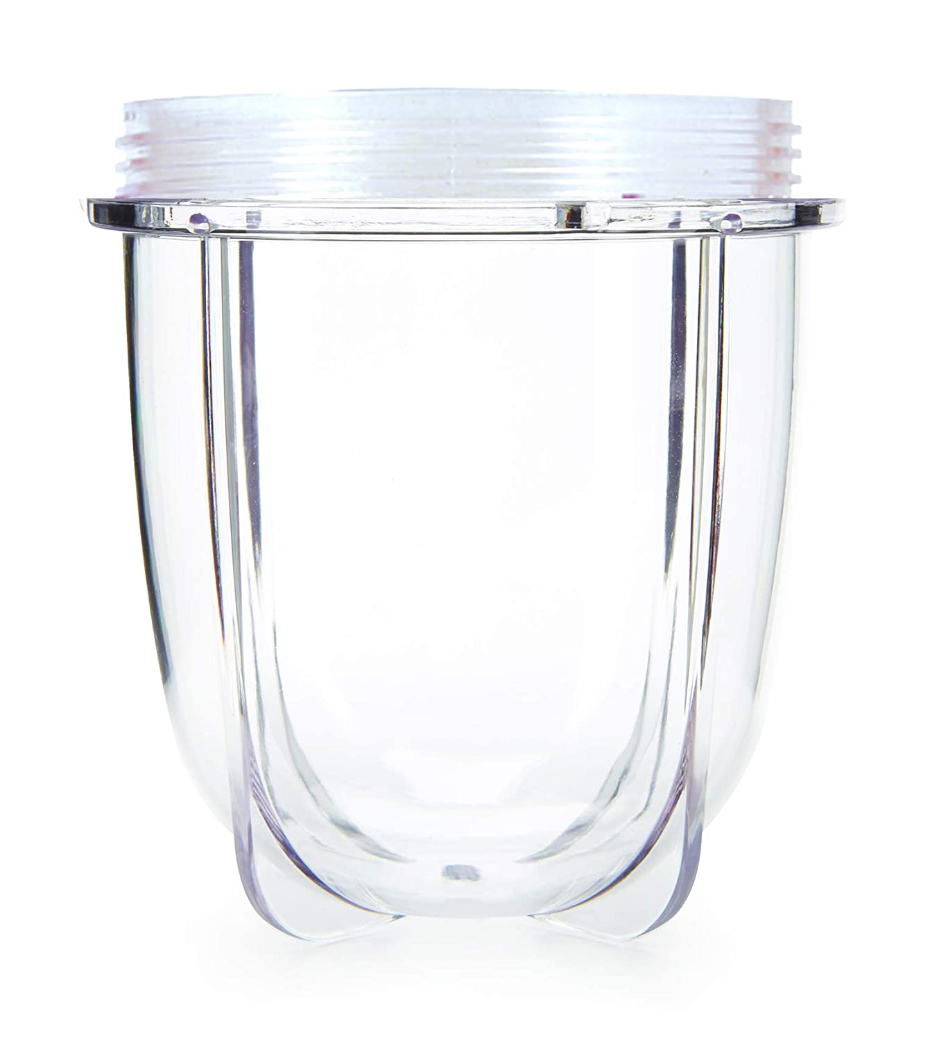Nutribullet MBM-VE052RV Vaso Corto, Transparente: Amazon.es: Hogar