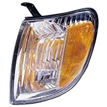 Depo 312-1541L-AF Toyota Tundra Driver Side Replacement Signal Light Assembly (NSF Certified)