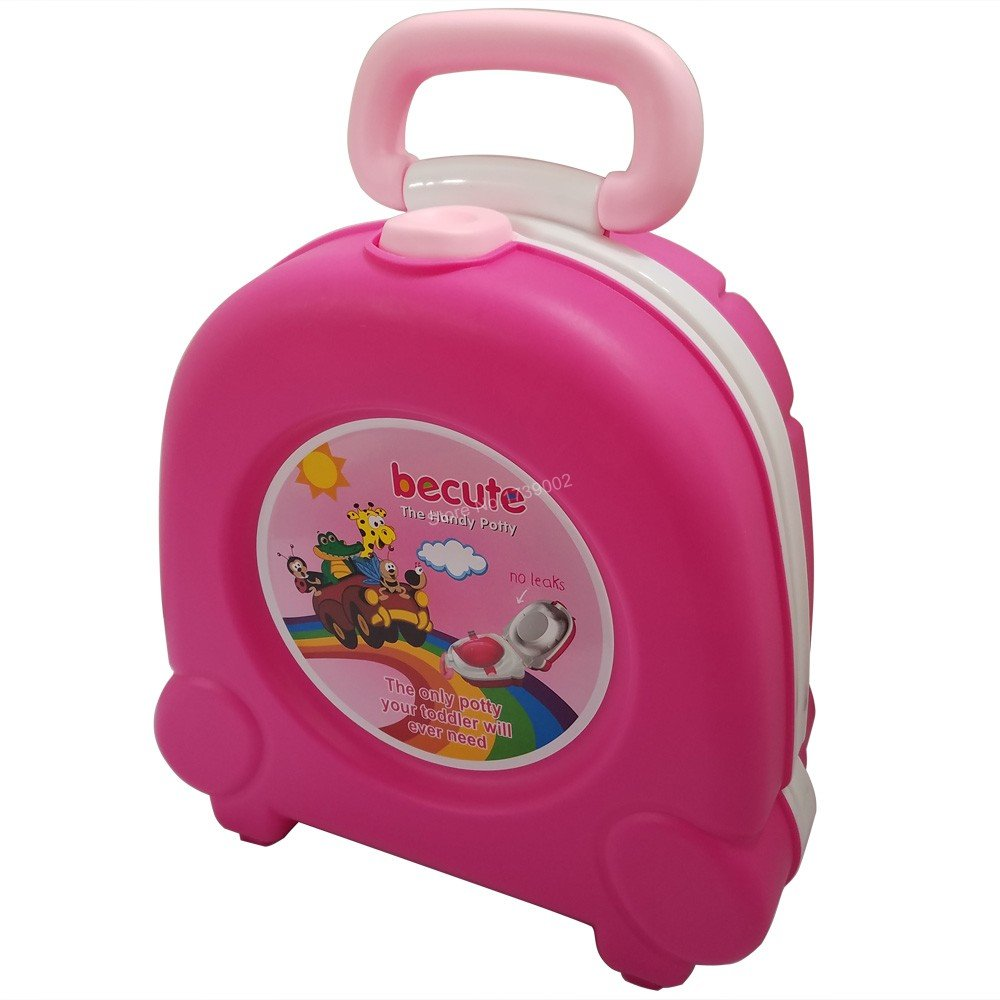 Travel Potty for Kid Emergency Toilet for Outdoor Camping Car Travel ROMIRUS MT01-R