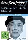 Straßenfeger 27: Graf Yoster gibt sich die Ehre (Folge 01-36) [5 DVDs]