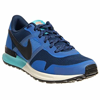 Nike Mens Air Pegasus 83/30 Brave Blue Dark Obsidian Blue Sail 599482-404