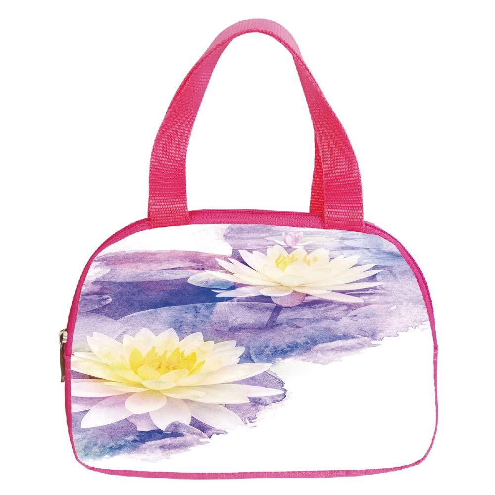Amazon Com Personalized Customization Small Handbag Pink Balinese