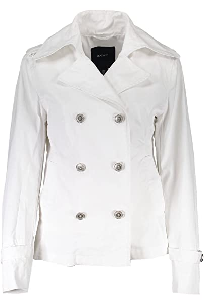 Gant 0901.475071 Chaqueta Deportiva Mujer Bianco 110 S ...