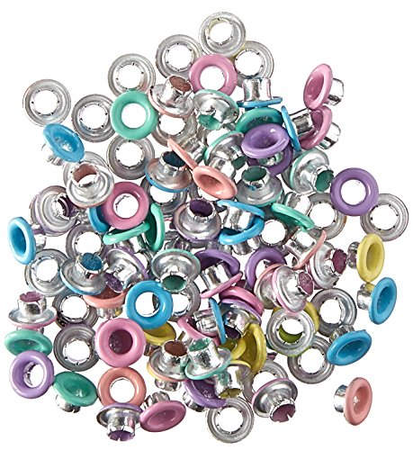 - EYELET OUTLET Quicklets Round Package of 100-Spring 2