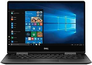 Dell Inspiron 15 7000 2 in 1 Laptop Premium 2019, 15.6 4K UHD IPS Touchscreen, Intel 4-Core i7-8565U 16G RAM 512GB PCIe SSD 2GB GeForce MX150 Backlit KB Fingerprint Win 10 (Renewed)