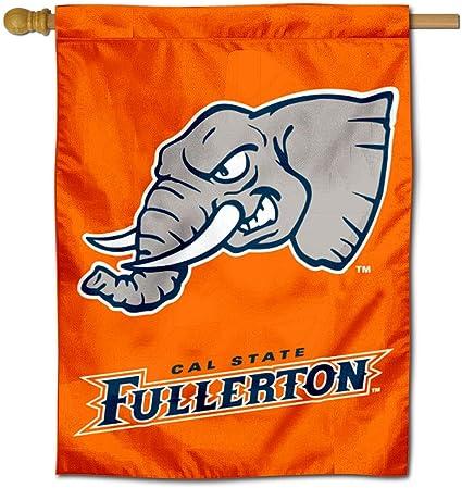 Cal State Fullerton Titans Banner House Flag