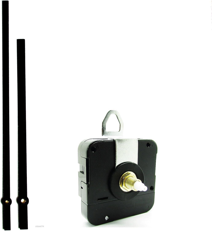 New Quartz Couple élevé UTS plastique arbre Allemand Horloge mouvement mécanisme moteur