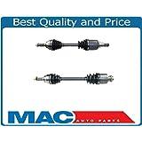 Mac Auto Parts 139037 MazdaSpeed 3 2.3L M/T Turbo D/S & P