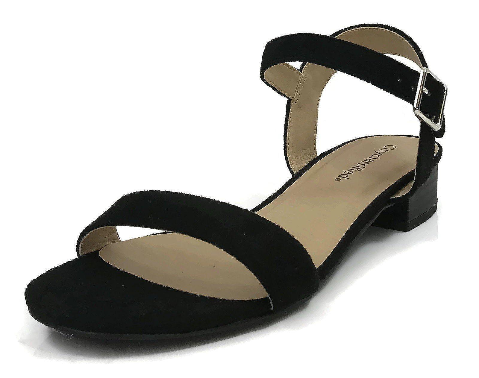 City Classified Women's Open Toe Ankle - 1