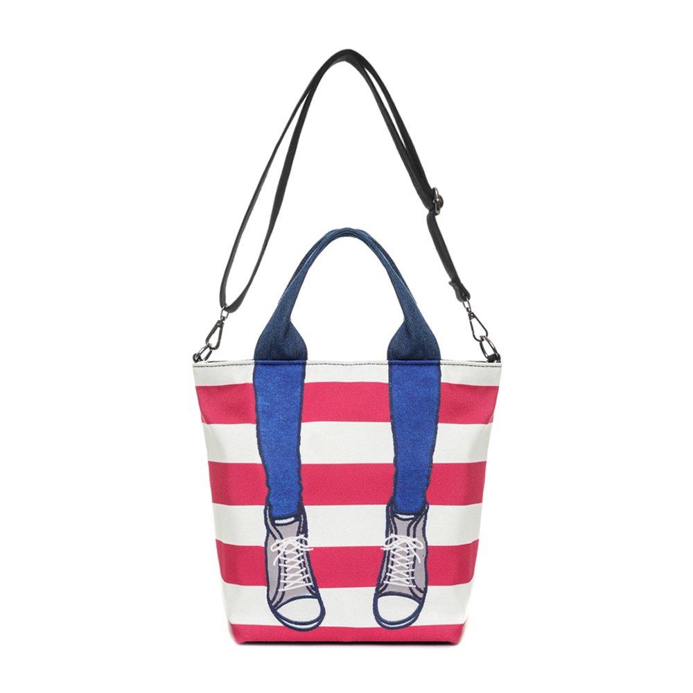 Summer Travel Beach Terylene/Cotton Backpack-Handbag For Women. Shopping/Diaper/Yoga Rucksack-Bag