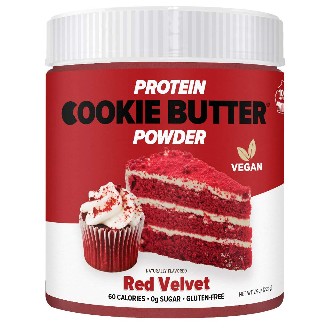 FDL Keto Friendly Protein Powder Cookie Butter (Red Velvet)