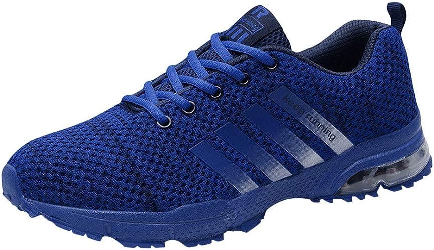 Logobeing Zapatillas Deportivas de Mujer Sneakers Zapatos Adulto ...