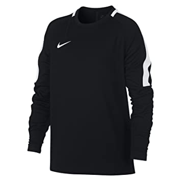 9f61d473ef802 Nike Academy Crew Sweat-Shirt de Football Garçon  Amazon.fr  Sports ...