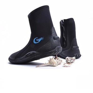 79730fd32f Neoprene 5mm Snorkeling Surfing Shoes
