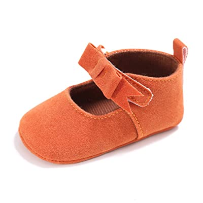 d745e1a356c04 ESTAMICO Chaussures premiers pas pour bébé fille