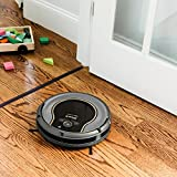 shark ion robot 750 vacuum with wi fi connectivity  voice control rv750