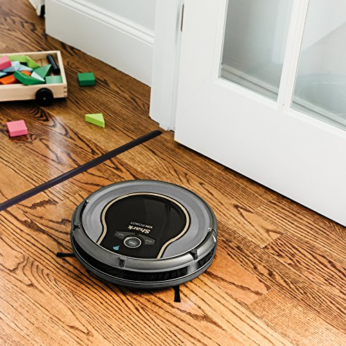 Large Product Image of Shark ION ROBOT 750 Vacuum with Wi-Fi Connectivity + Voice Control, Works with Amazon Alexa (RV750)