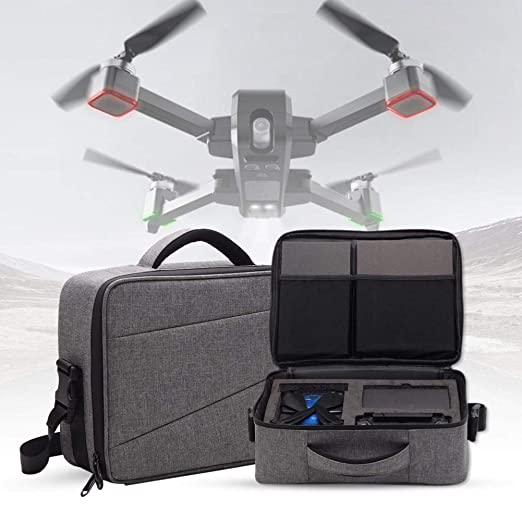 Never-hu Bolsa de Almacenamiento Impermeable para dji Tello Drone ...