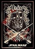 Star Wars Darth Vader P2 Trading Anime Card Game Character Sleeves Protect 1278