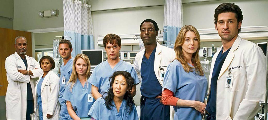 Amazon Greys Anatomy Tv Show Fabric Cloth Rolled Wall Poster