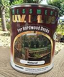 MESSMER's MH-500-1 Varnish in Natural Hardwood UV Finish, 1 gallon