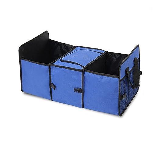 19 opinioni per Stoga pieghevole pieghevole 3 a scompartimento Tronco Toolbox Food Storage Borse